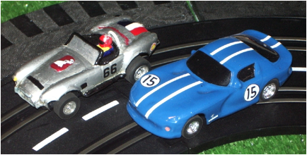 1/43 conversions | Philippe's slot cars site